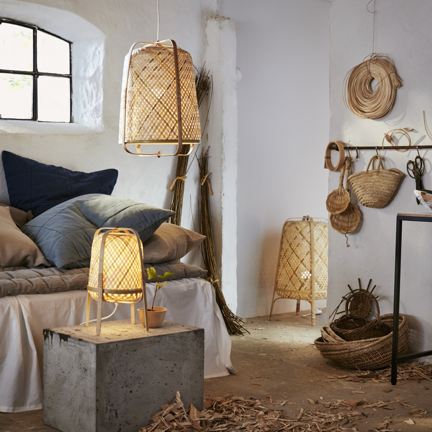 Natural Materials In Interior Design The Savvy Decorator